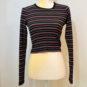 Brandy Melville Striped Sweater - OS PACSUN
